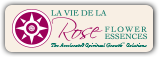 La Vie de la Rose Flower Essences logo